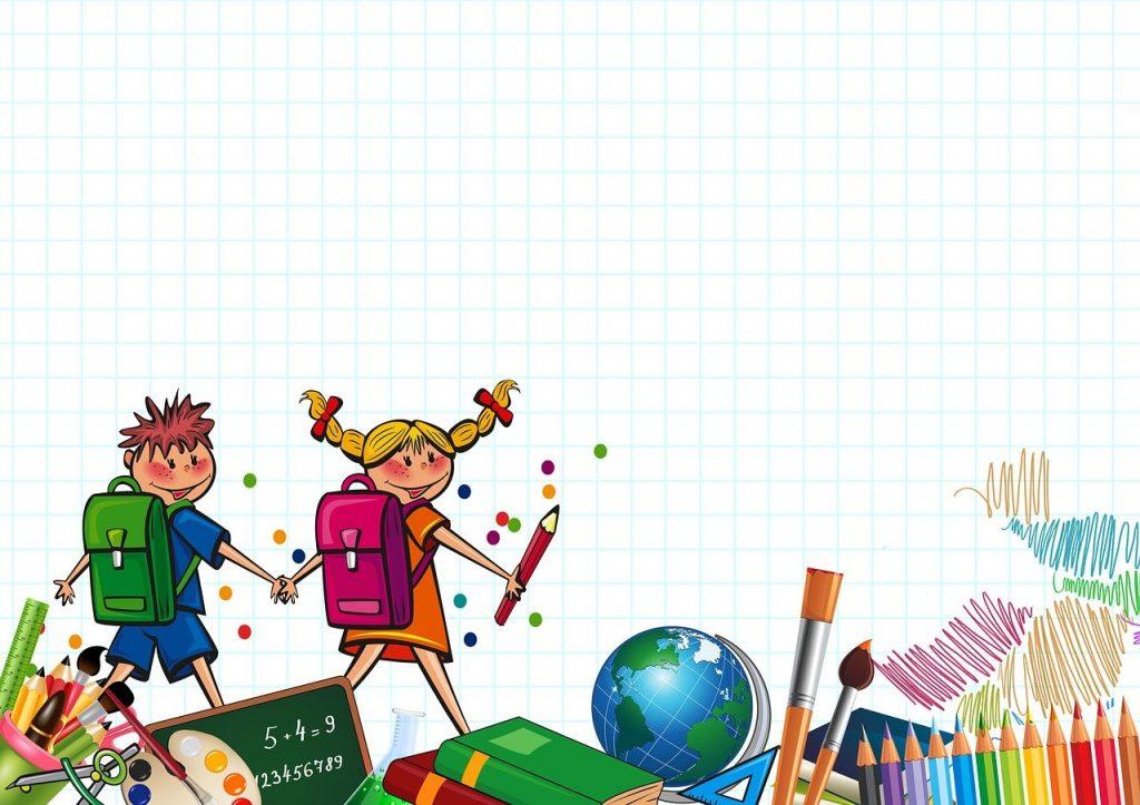 school, students, children
